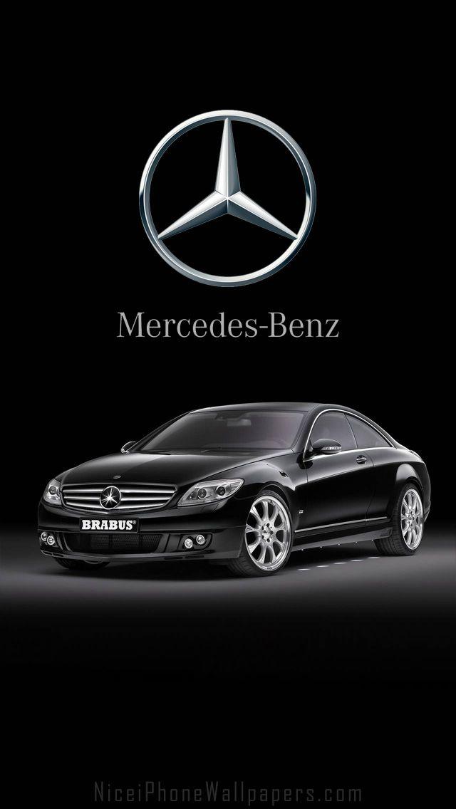 mercedes benz cl600 brabus hd iphone 5 wallpaper cars