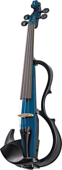 Stringed Instruments - carosta.com - Yamaha SV-200 Silent Violin Performance Model Ocean Blue