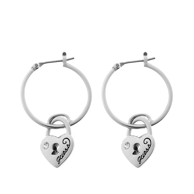 Guess Earrings via fashionvictim online. Click on the image to see more!