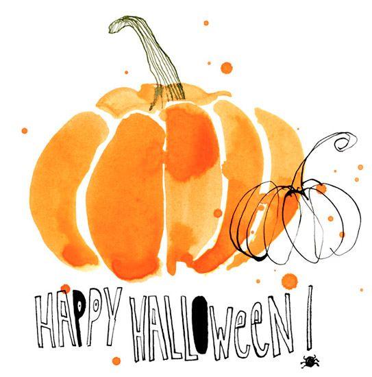 Margaret Berg : fall / halloween