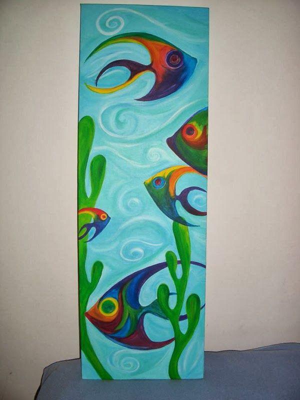 Beinhha creaciones acr lico crafty stuff pinterest for Color almendra pintura