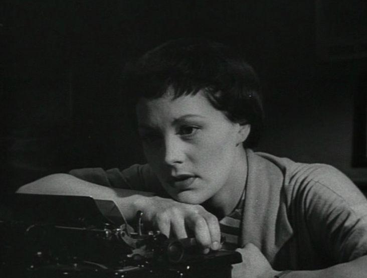 Som Beth i To minutter for sent fra 1952