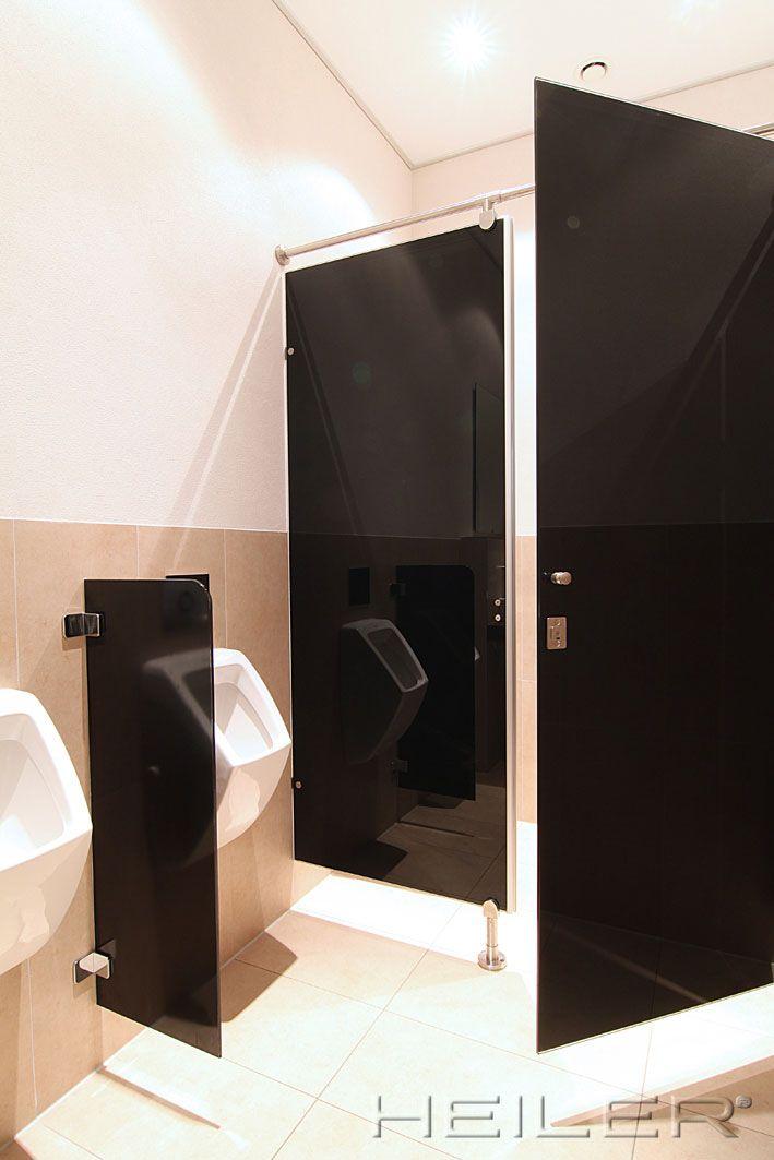 8 besten wc trennw nde aus glas bilder auf pinterest wc trennw nde schwarzer und siebdruck. Black Bedroom Furniture Sets. Home Design Ideas