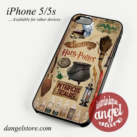 Harry potter Phone case for iPhone 4/4s/5/5c/5s/6/6 plus
