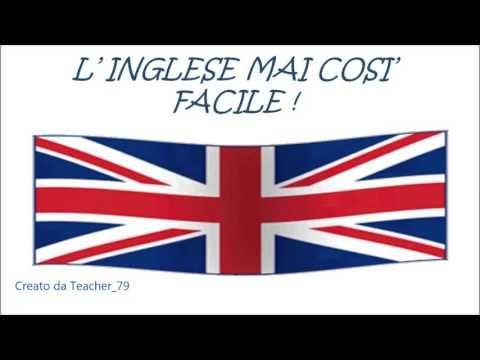 L' Inglese Mai Così Facile