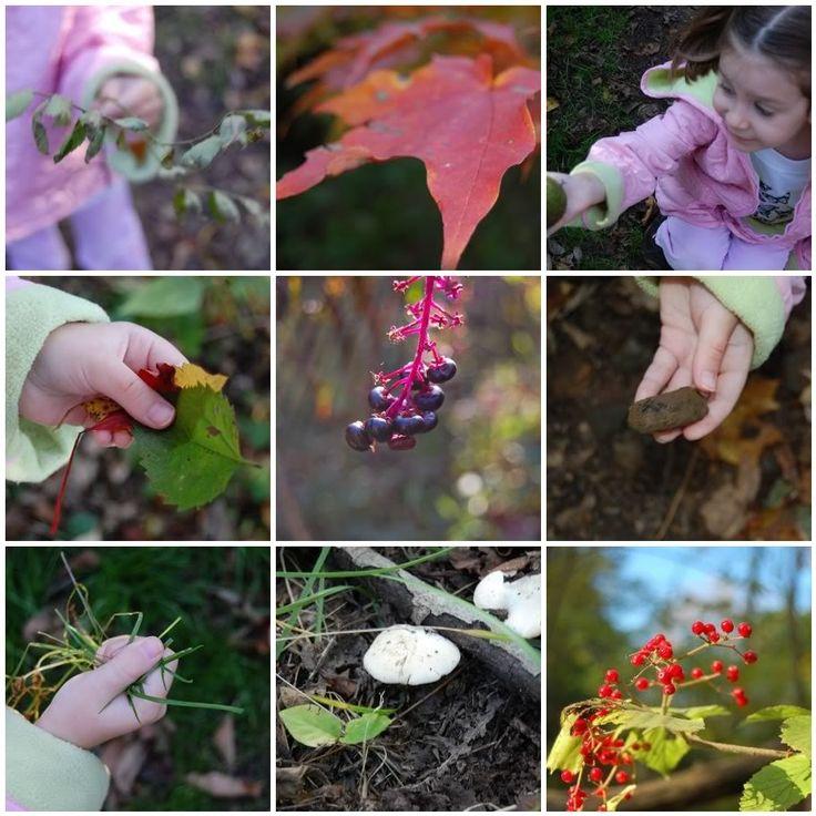 Fun Autumn Treasure Hunt