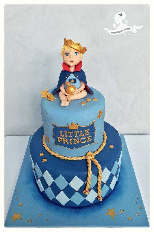 Little prince - CakeDesignFactory - Mademoiselle fait des gâteaux