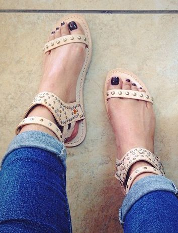 Cute sandals!!!