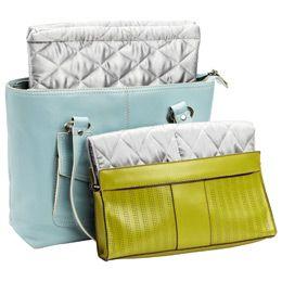 Innies!Scrap Materials, Organic, The Container Stores, Accessories, Handbags Shaper Definition, Quilt Handbags, Diy Projects, Closets Spaces, Dreams Closets