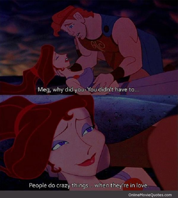 Disney Hercules Quotes: 26 Best Images About Disney Quotes On Pinterest