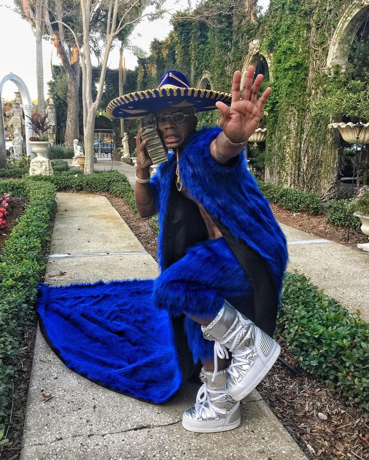 RAPPER PLIES Used To Be A 'GOON' . . . Now He's Flavor Flav JR