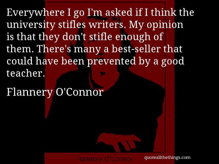 Humor of Flannery Oconnor