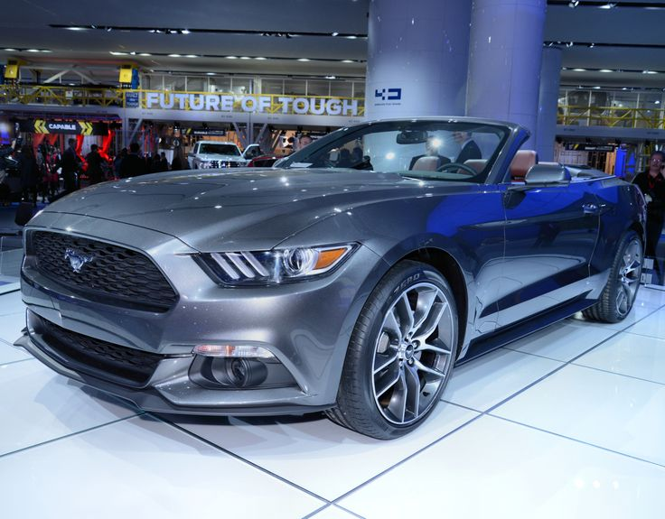 Ford Mustang Cabrio 2015