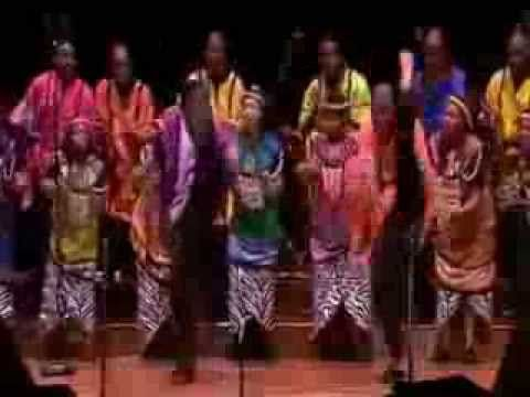 Soweto Gospel Choir   Thina Simnqobile