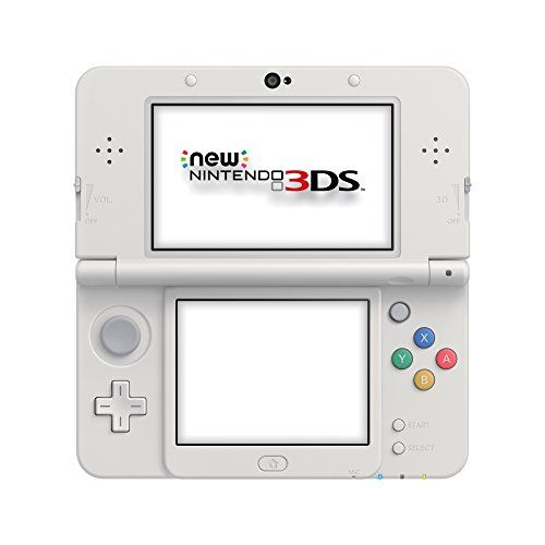 Nintendo Handheld Console 3DS - New Nintendo 3DS - White Nintendo http://www.amazon.co.uk/dp/B00SFLSLW0/ref=cm_sw_r_pi_dp_A7-iwb0JPV3T8