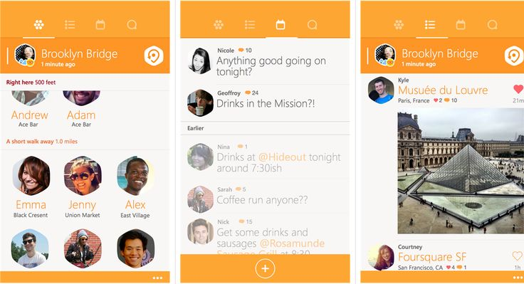 foursquare swarm update