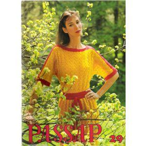 Link to download Passap #29 Pattern Book - Passap Patterns and Magazines - Passap