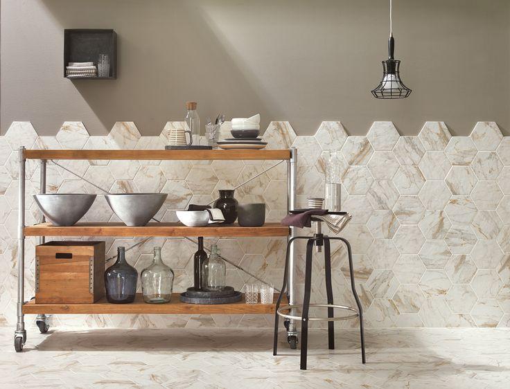 Bistrot - #Calacatta #Kitchen