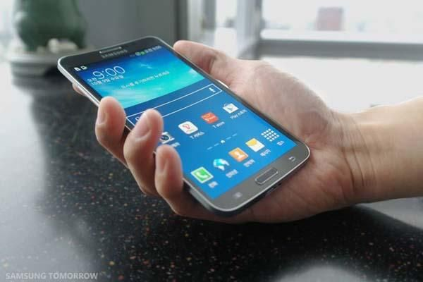 Samsung Galaxy Round The World's First Curved Display Smartphone