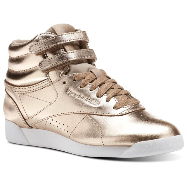 Reebok - Freestyle Hi Metallic