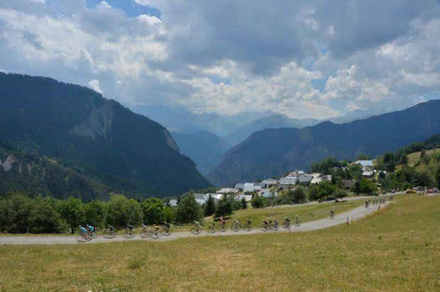 Stage 19. Saint-Jean-de-Maurienne to La Toussuire - Les Sybelles.