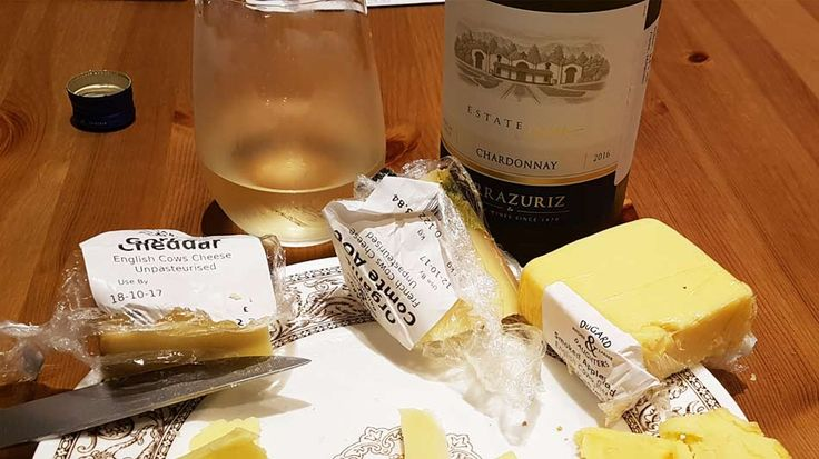 Smash'n'grab wine tip: Errazuriz Estate Series Chardonnay 2016