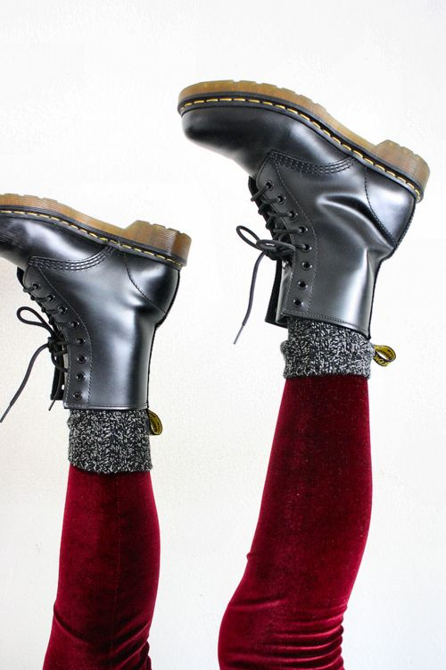 Dr. Martens booooooooots! // Don't ask me how much I want them ):
