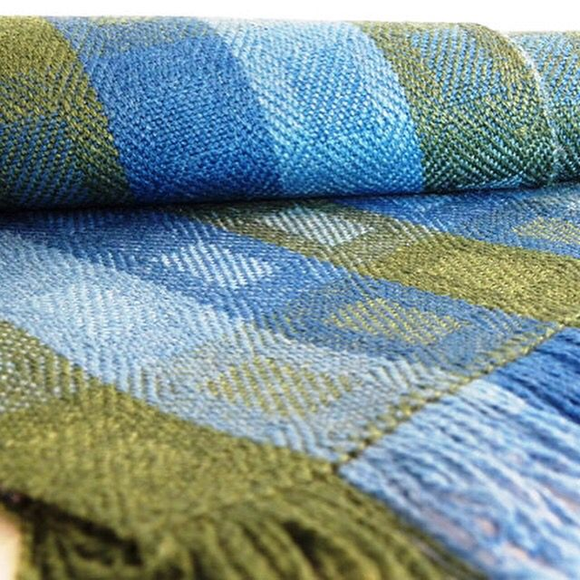 Hand woven by Beth Mullins http://www.frederickavenue.etsy.com/