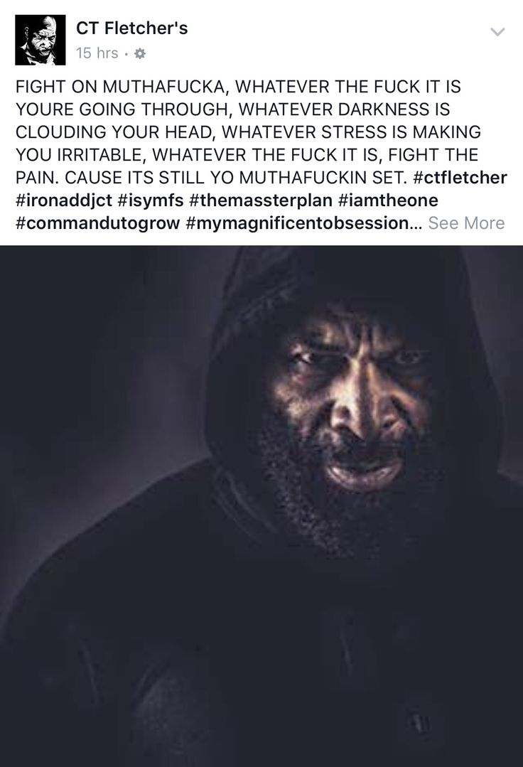 Ct Fletcher.                                                                                                                                                                                 More
