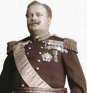 El-Rei D. Carlos, King of Portugal
