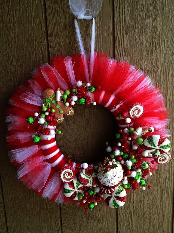 Diy Wreaths For Front Door Easy
