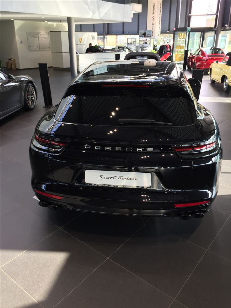 Find this Pin and more on Porsche Panamera ST by jochenscheys.