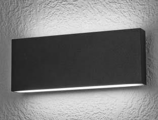 Alume 2-Light Outdoor Flush Mount
