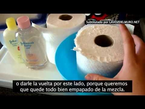 ¿Gastas muchas toallitas húmedas con tu bebé o en el baño? Aprende a hacerlas | La voz del muro