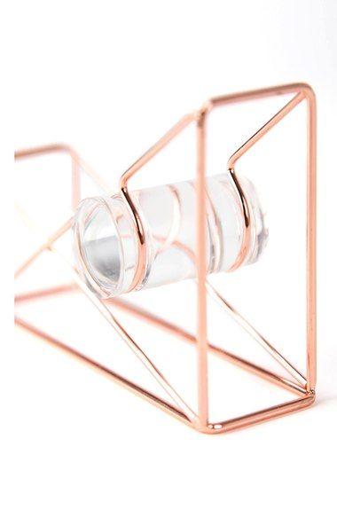 Main Image - U Brands Rose Goldtone Tape Dispenser