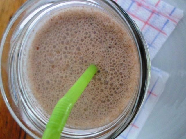 #Chocolate #Mint #Coffee #milkshake