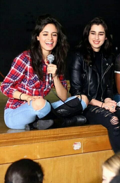who is lauren from fifth harmony dating Fifth harmony's lauren jauregui arrested for weed at dulles  lauren was stopped at a tsa checkpoint and forced to submit to  lebron james double dating in .