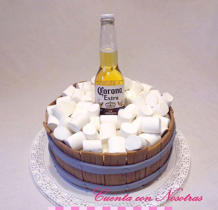 Torta Cerveza Beer Cake