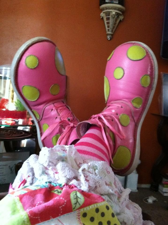 professional Clown Shoes