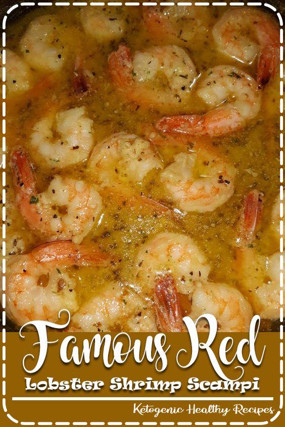 Best Famous Red Lobster Shrimp Scampi Recipe