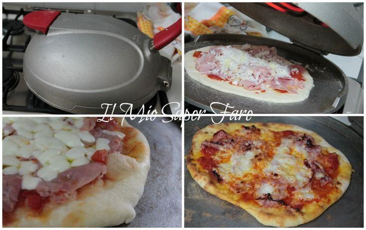 Pizza come in pizzeria impasto autolisi ricetta il mio saper fare