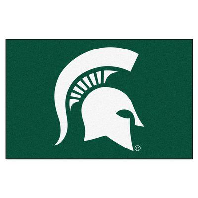 FANMATS NCAA Michigan State University Starter Mat