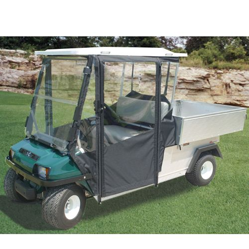 17 best images about doorworks golf cart covers on for Golf cart garage door prices