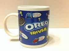 OREO TRIVIA Nabisco Brands Mug