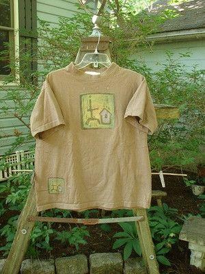 1997 Short Sleeved Tee Primitive Lumber Size 0