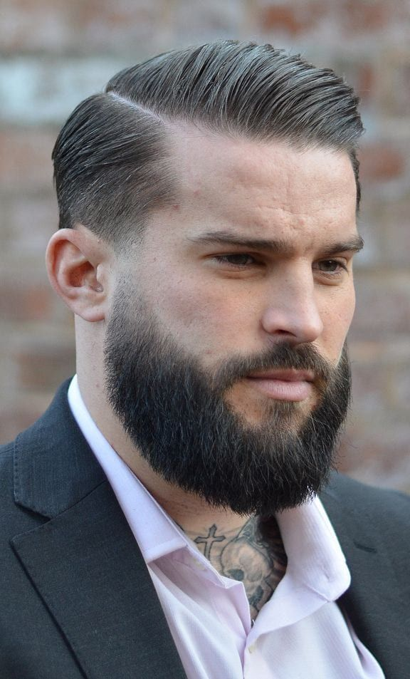 Top 30 Hairstyles For Men With Beards | Beard | Mens ...