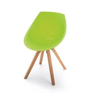 Stolička GORKA, zelená