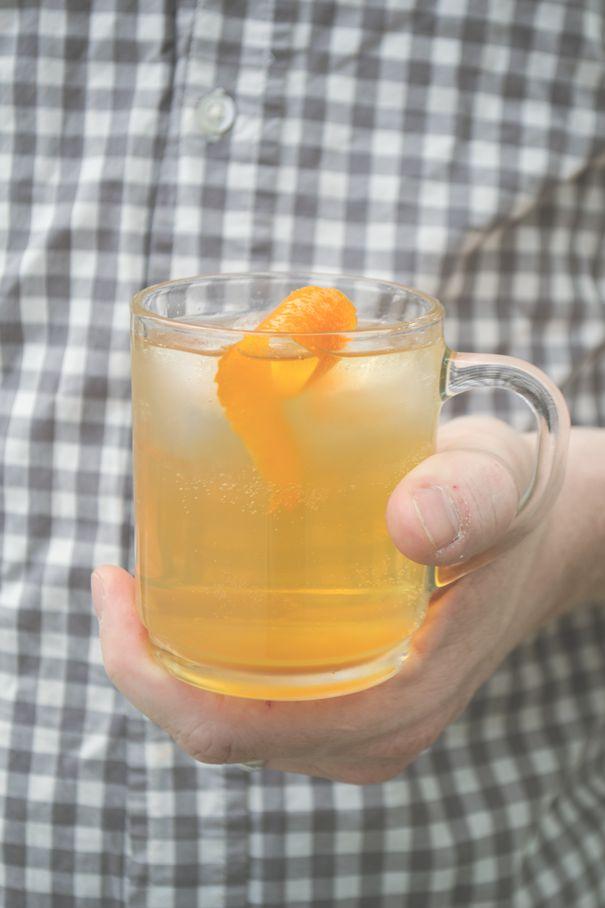 Earl Grey Gin and Tonic