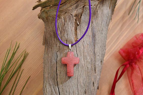 Check out this item in my Etsy shop https://www.etsy.com/listing/513141152/red-cross-string-necklace-womens-faith
