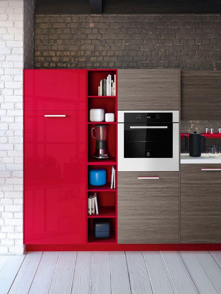 Complementa La Decoración De Tu Cocina Con Colores Que Hagan Contraste  Entre Sí. Disponible En